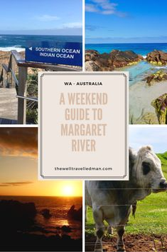 So much more than wineries in the Margaret River region in Western Australia!