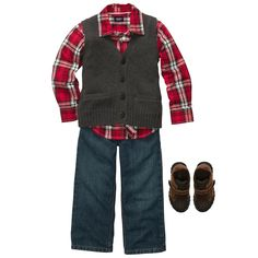 santas tree farm kid boy holidaychristmas outfit jay farm kids