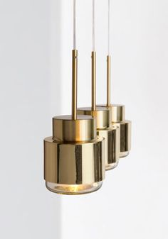 davidpompa - CUPALLO handblown glass pendant lamp