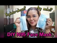 This video is just a simple way of doing an alternative face mask. Disclaimer: im not a health expert po ha. Nabasa ko lang po sya, kaya sinubukan ko po at. Survival Supplies, Survival Tips, Survival Skills, Wilderness Survival, Outdoor Survival, Diy Mask, Diy Face Mask, Mask Template, Homemade Face Masks