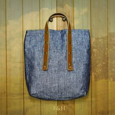 Tote bag from Fabric & Handle | MONOQI