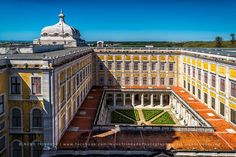 National Palace, Mafra - Portugal