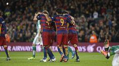 FC Barcelona - Real Betis | FC Barcelona