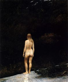 Andrew Wyeth realistic painting