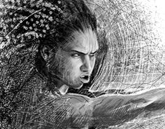 """Check out new work on my @Behance portfolio: """"Line Art Action"""" http://be.net/gallery/42915295/Line-Art-Action"""
