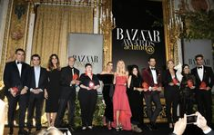 Premiados de Harper's Bazaar Awards 2019. Premio diseñado por Catalina D'Anglade. Harper's Bazaar, Cata, Bridesmaid Dresses, Wedding Dresses, Awards, In This Moment, Instagram, Creative, Events