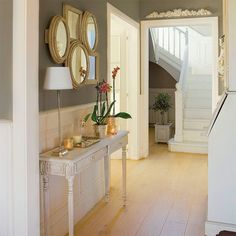Entrance hall ideas - Home-Dzine - A warm welcome to your home