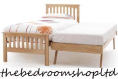 Winds Oak Guest Bed