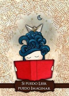 Imaginar, soñar, viajar, crear mi propio mundo !!