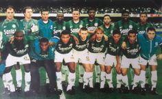 Palmeiras campeão Copa do Brasil 1998 (Divulgação)