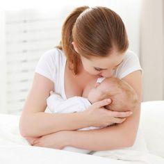 Cómo cuidar el pecho durante la lactancia.