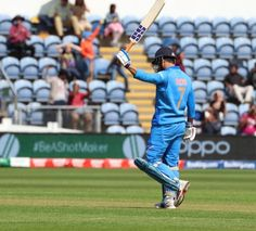 Centuries from & guide TeamIndia to a stupendous total of after 50 overs in the warm-up game against Bangladesh. India Cricket Team, Cricket Sport, Cricket World Cup, Ms Doni, Ms Dhoni Wallpapers, Warm Up Games, Ms Dhoni Photos, Cricket Wallpapers, Galaxy Pictures