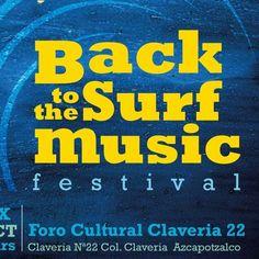 Back To The Surf Music Festival  Conferencia de prensa