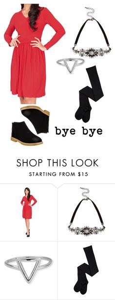 """""""bye bye"""" by vivianrose-11 on Polyvore featuring GCGme and ChloBo"""