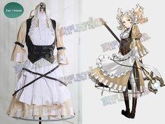 fire emblem awakening cosplay - Lissa