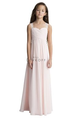 1e56abe18c0 Junior Bridesmaids Style 117302 Long Bridesmaid Dresses