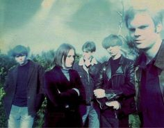 Slowdive - Probably the best 'shoegaze' era band, check out the Peel Session version of Shine for a great example
