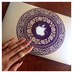 Tribal Mac Book Pro Cover