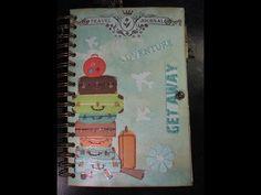 Travel Junk Journal