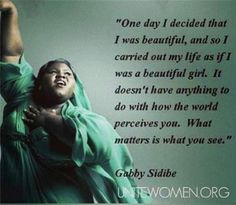 What matters is what YOU see.   #quote #bodyimage #beautiful
