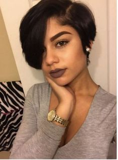 Straight Hairstyles, Girl Hairstyles, Short Haircuts, Black Short Hairstyles, African American Short Hairstyles, Hairstyles 2016, Latest Hairstyles, Teenage Hairstyles, Gorgeous Hairstyles