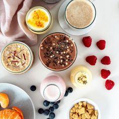 Snacks, Snacks, Snacks🤩 Unsere 𝗯𝗮𝗹𝗹𝗮𝘀𝘁𝘀𝘁𝗼𝗳𝗳𝗿𝗲𝗶𝗰𝗵𝗲𝗻 𝘂𝗻𝗱 𝗹𝗲𝗰𝗸𝗲𝗿𝗲𝗻 𝗣𝗿𝗲𝗺𝗶𝘂𝗺 𝗦𝗻𝗮𝗰𝗸𝘀 lassen sich perfekt in eine langfristig gesunde Ernährung integrieren. Und das ganz ohne schlechtes Gewissen, denn 𝗕𝗮𝗹𝗹𝗮𝘀𝘁𝘀𝘁𝗼𝗳𝗳𝗲 sind gut für die Darmflora und das Herz😊☝🏼 #amapurlove #healthy #motivation #inspiration Protein, Panna Cotta, Snacks, Motivation, Ethnic Recipes, Inspiration, Food, Guilty Conscience, Candy Bars