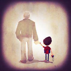Famílias Marvel #SpiderMan #UncleBen #TioBen #HomemAranha