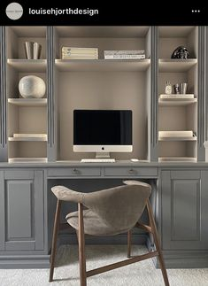 Executive Office Decor, Home Office Setup, Home Office Space, Office Inspo, Office Ideas, Diy Storage Cabinets, Farmhouse Style Table, Window Styles, Diy On A Budget