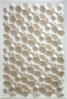 Benja New Platonic - paper art
