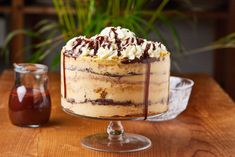 Trifle, Tiramisu, Panna Cotta, Sweets, Ethnic Recipes, Food, Kitchen, Tailgate Desserts, Dulce De Leche