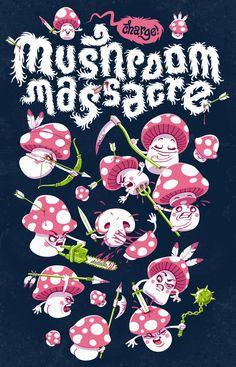 T-Shirt Designs by Andreas Krapf