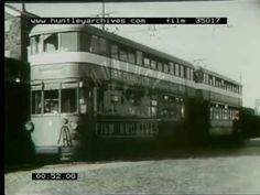 Swansea and the Mumbles, South Wales in 1946.  Film 35017 ~ Youtube