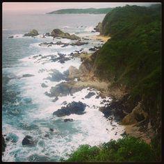 Playas de Cuatunalco #Pochutla