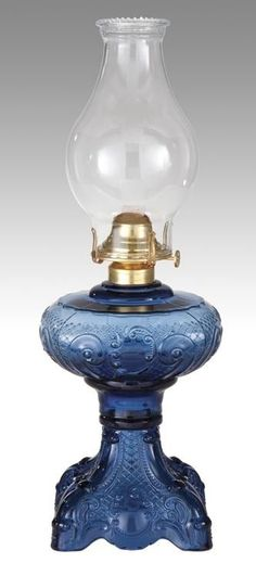 2 Size Queen Anne Oil Lamp Burner with Wick vintage antique