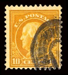 Jerry Connolly Stamps has this item on Collectors Corner - Scott# 510a, 1917 10c Brown yellow, PSE F 70, Used
