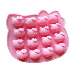 Amazon.com: DreamHank Silicone Candy Chocolate Pastry Making Molds ...