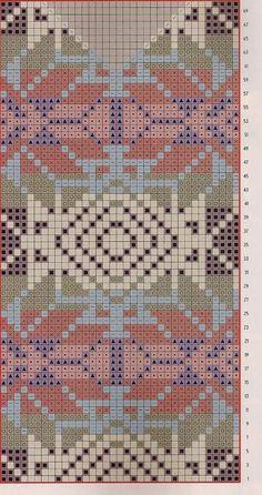 Borduren - Allerlei *Embroidery  ~Patroon motieven~