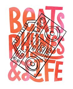 Beats Rhymes Life - Jay Roeder