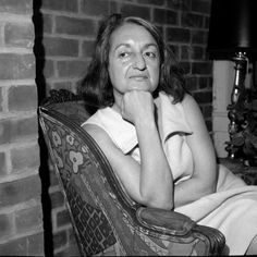 """Betty Friedan at a press interview on May 25, 1970. Friedan is a feminist, activist, writer, best known for her 1963 book, """"The Feminine Mystique."""""""