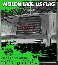 Pipeliner American Flag Vinyl Decal StickerPipeliner DecalsPipeline decal