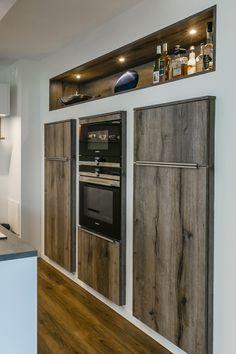 Kitchen Storage, Tall Cabinet Storage, Farmhouse Renovation, Beautiful Kitchens, Home Interior Design, Room Inspiration, Home Kitchens, Sweet Home, Kitchen Cabinets