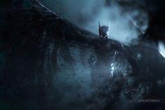 The Dark Knight on Behance