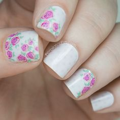 Spring Nails - Incoco Nail Strips Review  http://lifeandcity.tumblr.com