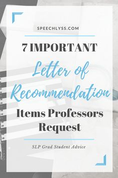 Best Organization Tips For Grad School Applicants  Slp Grad