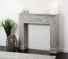 Consolle nuova caminetto art.37351 CONSEGNA GRATIS