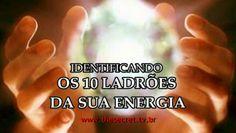Identificando os 1O Ladrões Da Sua Energia: