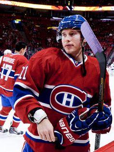 Brendan Gallagher, Montreal Canadiens