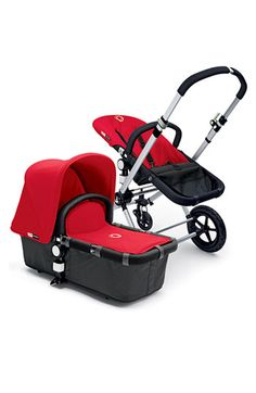 Bugaboo 'Cameleon' Stroller (Shown with Red Canvas) | Nordstrom