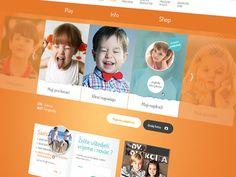 Shoe co. homepage WIP
