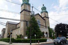 ST HEDWIG CHURCH OLDEN AVE TRENTON, NJ